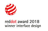 Red Dot Award Interface Design