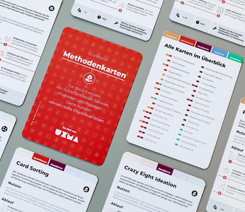 The UXMA Methods Cards