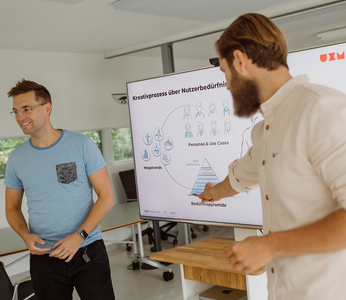 Never stop learning – die UXMA Academy