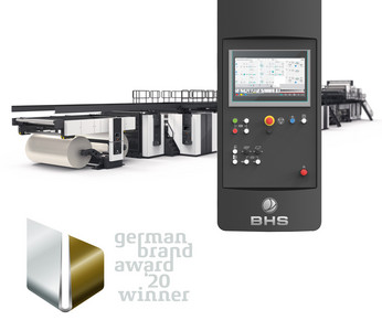 German Brand Award 2020 for BHS Corrugated