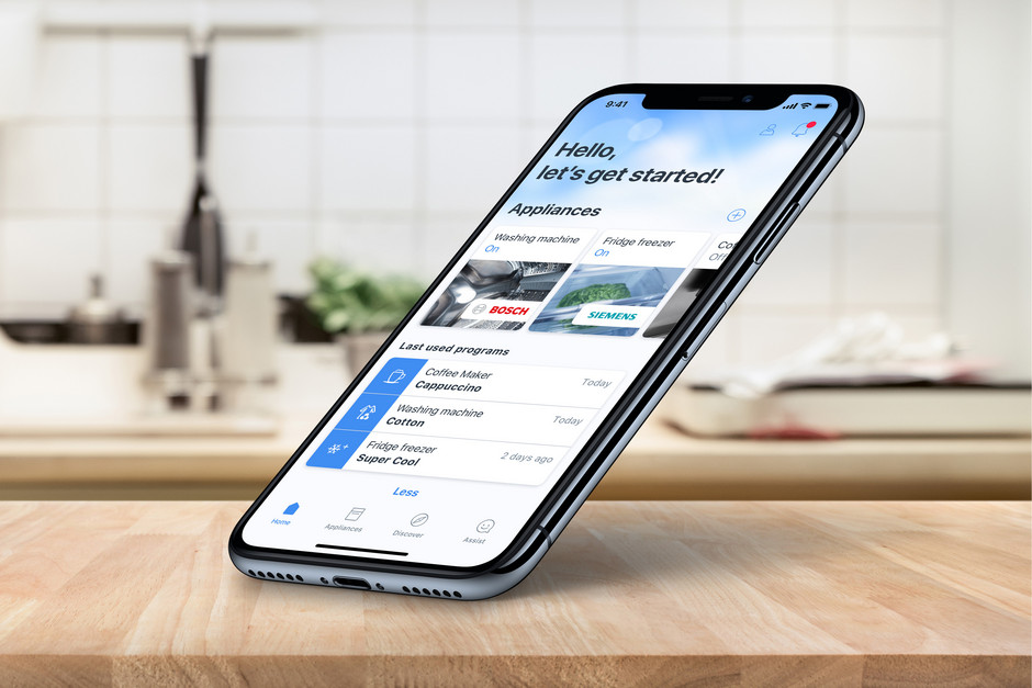 Home Connect App