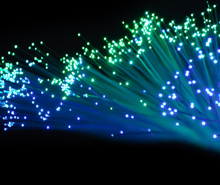 Interference-free fibre optic cables through KI